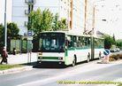 Škoda 15 TrM ev.č. 468 v zastávce Ke špitálskému lesu. - 2004/2005