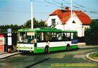 Škoda 14 Tr ev.č. 432 na smyčce Nová Hospoda. - 2004/2005