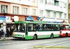 Škoda 14 Tr ev.č. 423 v zastávce Hlavní nádraží ČD, Americká. - 2004/2005
