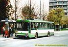 Škoda 14 Tr ev.č. 459 v zastávce Bory , Heyrovského - ??.??.2004 - ??.??.2005