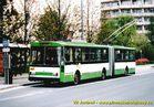 Škoda 15 Tr ev.č. 461 v zastávce Bory,  Heyrovského. - 2004/2005