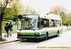 Škoda 21 Tr ACI ev.č. 494 v zastávce Doubravka, Na dlouhých. - 2004/2005