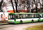 Škoda 14 Tr ev.č. 413 na smyčce Božkov. - 2004/2005