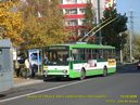 Škoda 14 TrM ev.č. 439 na lince 15 v zastávce Bory , Heyrovského. - 13.10.2008