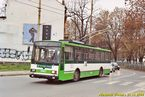 Škoda 14 TrM ex PMDP ev.č. 426 nyní DP Ruse ( resp. Pyce ) ev.č. 54621 v provozu v bulharském městě Ruse. - 27.11.2008
