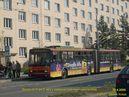 Škoda 15 Tr ev.č. 463 v zastávce Habrmannovo náměstí