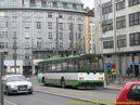 Škoda 14 TrM ev.č. 457 na Americké. - 24.11.2010