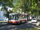 Škoda 14 Tr ev.č. 6276 v obratiši Ružová dolina. - 8.7.2010