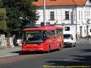Sor BN 10,5 ev.č. 4504 v zastávce Kollárovo námestie. - 8.7.2010