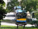 Pohled na kastle vozů 26 Tr pro Sofii. - 26.8.2010