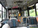 Pohled do interiéru vozu 465. - 10.6.2011