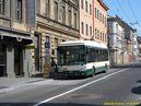 Škoda 24 Tr ev.č. 519 stanicuje v již vrácené zastávce Tylova. - 11.9.2011