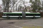 Pohled na profil trolejbusu 27 Tr. - 15.11.2012