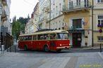 Škoda 9 Tr ev.č. 323 v Nehrově ulici. - 29.9.2012