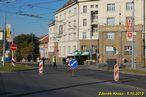 Kvůli Pilsner Festu je uzavřena ulice U Prazdroje. - 5.10.2013