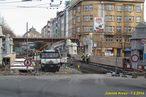 Stavba Wilsonova mostu - stav v první polovině února 2014. - 7.2.2014