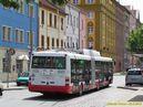 Škoda 31 Tr pro Brno v Doudlevecké ulici. - 28.5.2015